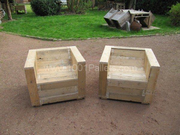 Complete Pallet Garden Set • 1001 Pallets
