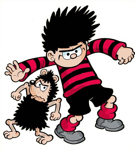 Google Image Result for http://www.daily-diversion.com/wp-content/uploads/2011/03/dennis-the-menace-and-gnasher.jpg