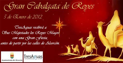 fotos cabalgata reyes madrid 2012 - Buscar con Google