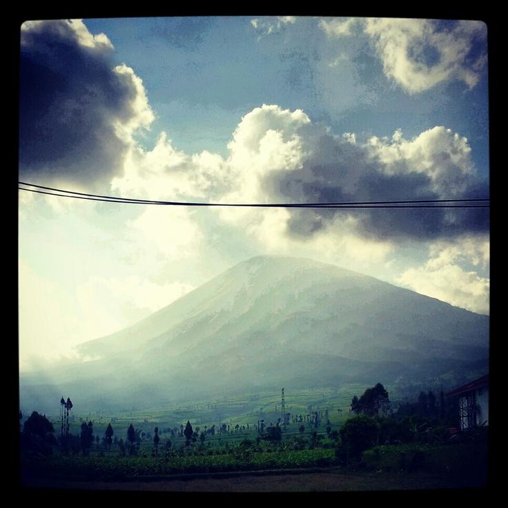 #Gunung#Sindoro