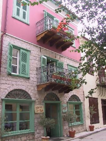 Amazing boutique hotel in Nafplio, Greece - gorgeous!