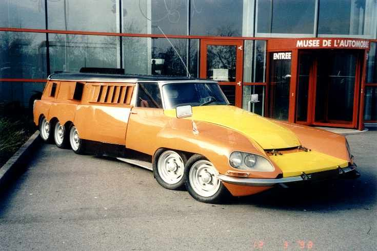 citro n ds 1 16 heller cars citroen pinterest voitures et citroen ds. Black Bedroom Furniture Sets. Home Design Ideas