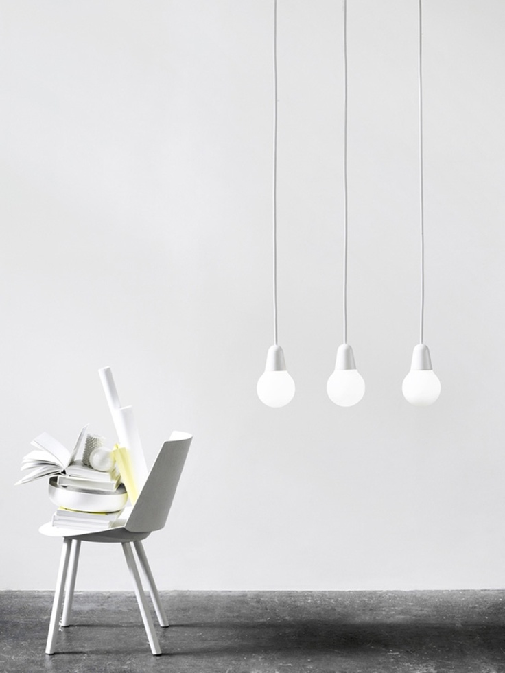 Bulb Fiction. Fall 2012 news from Lightyears. #Design by KiBiSi. #lightning #interior