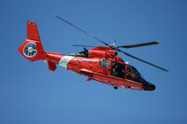 Coast Guard Helicopter by Kelly Headrick on 500px