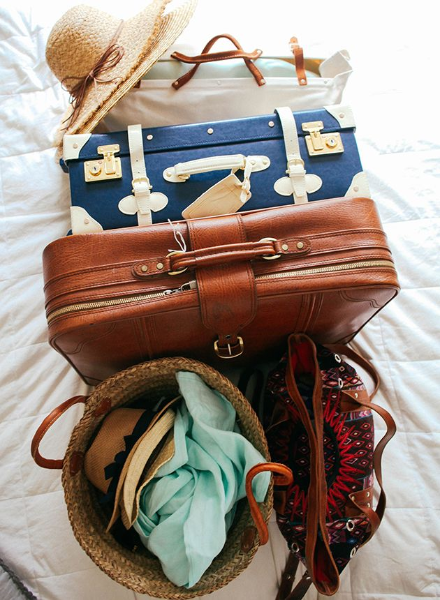 Packing Organization Tips for Family Travel   In Honor Of Design