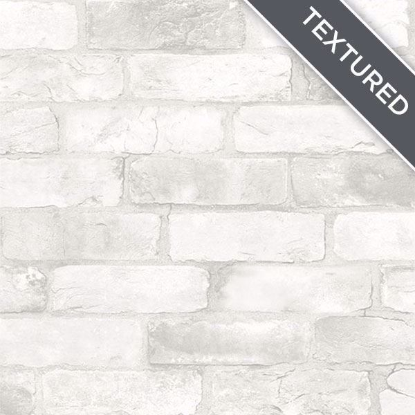 Loft White Brick Peel Stick Wallpaper 1000 Faux Brick Wallpaper Textured Brick Wallpaper White Brick