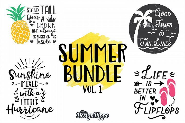 Pin On Summer Related Svgs