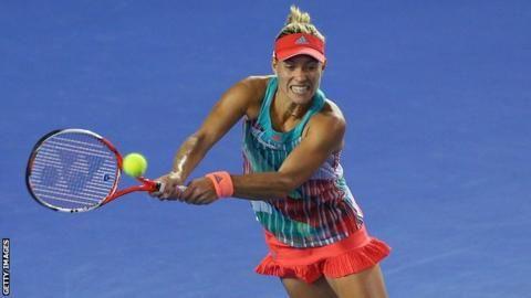 Qatar Open: Angelique Kerber out of first tournament since Australian Open win