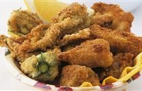 Fritto Misto Piemontese (Fried Meat and Vegetables)