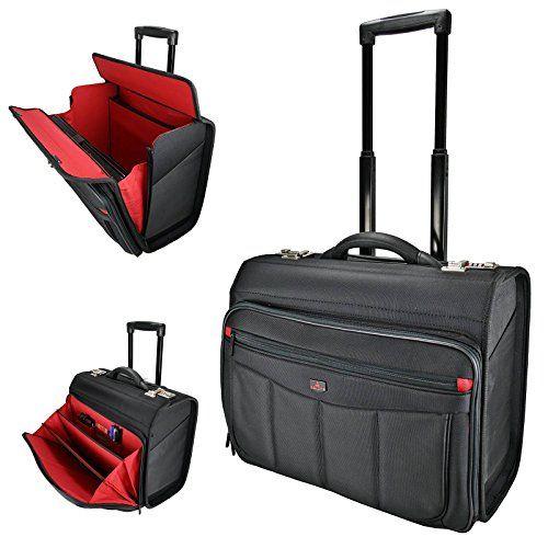 #Business #Trolley #Laptop #Tasche #Pilotenkoffer #Boardcase - Business Trolley Laptop Tasche Pilotenkoffer…