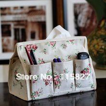 La orden mínima $20 (artículo mezclado) bolsa de almacenamiento de bolsa de ropa con 6 bolsillo servilleta caja de la pluma y mini papelería recoger(China (Mainland))