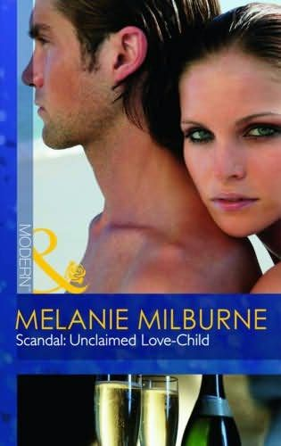 book cover of   Scandal: Unclaimed Love-Child