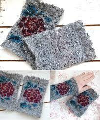 Bildresultat för handledsvärmare mönster