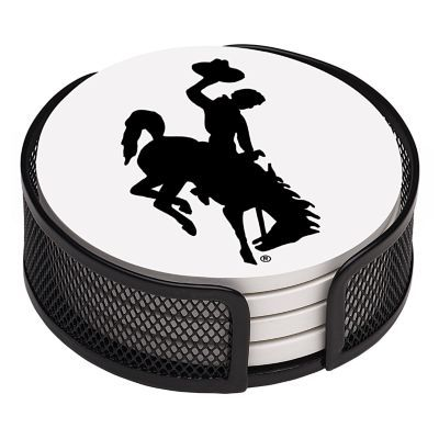 Thirstystone University of Wyoming Coaster Set $13.99