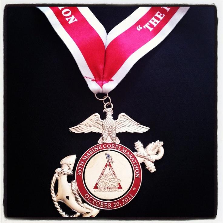 Marine Corps Marathon Charity   Marine World
