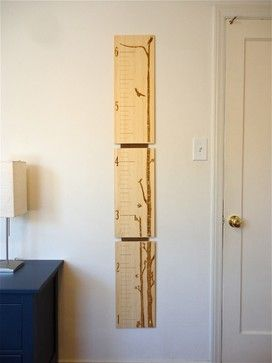 Growth chart with tree