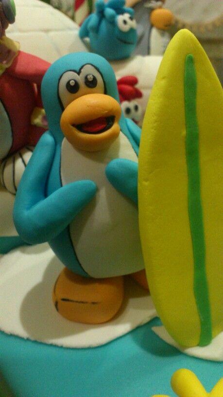 Clube pinguim 4