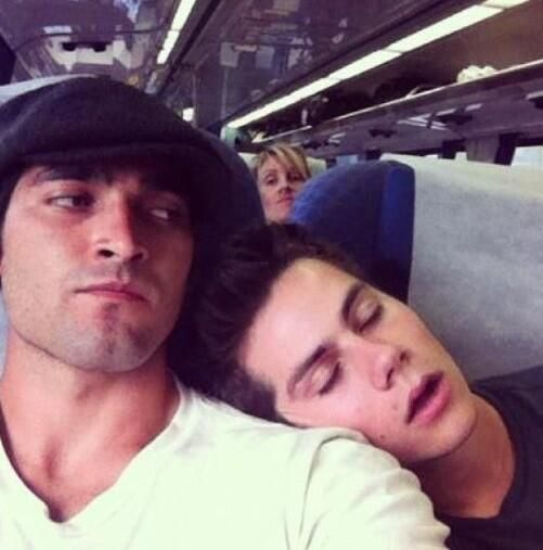 Dylan O'Brien & Tyler Hoechlin images :) wallpaper and background ...