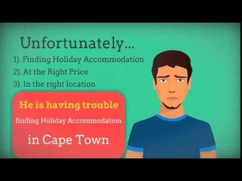 Holiday Accommodation in Cape Town   Book Now
