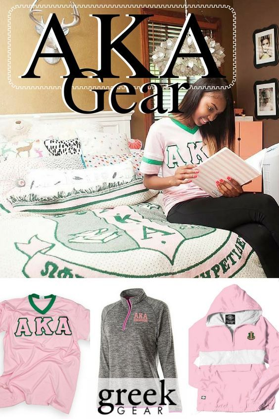Greek Gear is the place to shop for Alpha Kappa Alpha gear and gifts. Check out our t-shirts, long sleeve tees, hats, jackets, sweatshirts, accessories and more!