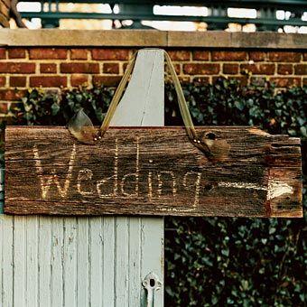 outdoor casual romantic reception | Wedding Decor Photos | Brides.com