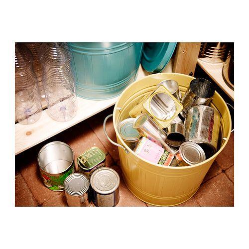 enigt assiette creuse blanc cass vert poubelle couvercle et rangement. Black Bedroom Furniture Sets. Home Design Ideas