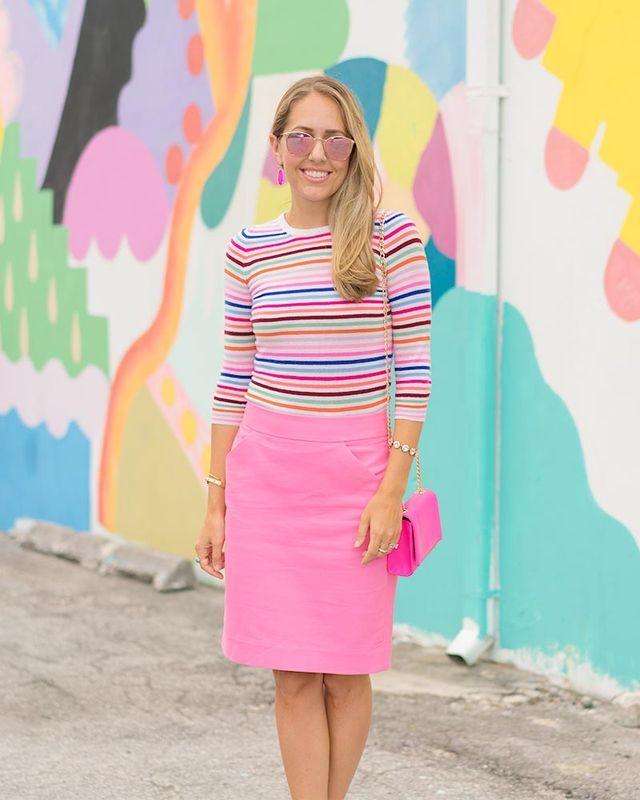 Today's Everyday Fashion: Inspired by Wynwood