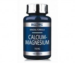 Calciu - Magneziu Scitec essential