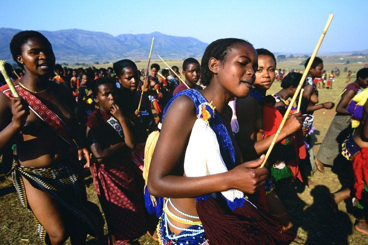 South african reed dance girls-9605