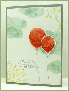 KreaTanja: Geburtstagsballons