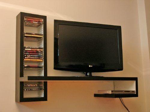 Mensulas Invisibles+resistente De 27cm P/estantes,muebles