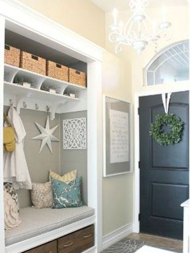 1000+ ideas about Coat Closet Makeovers on Pinterest