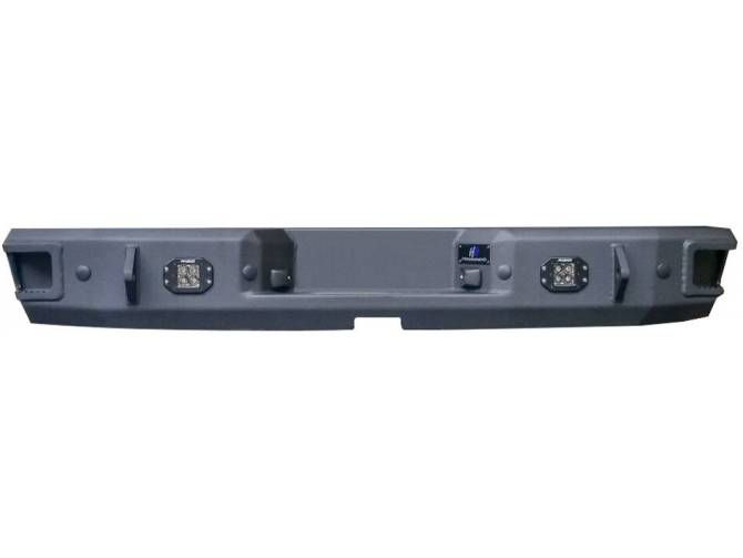 Hammerhead Rear Bumper | Ford Excursion | Truck accessories, Chevy