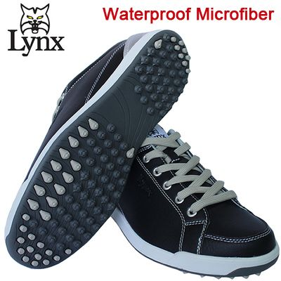 Cheap golf shoes, Buy Quality athletic shoes directly from China golf shoes waterproof Suppliers: LYNX Men professsional golf shoes male waterproof anti-slip shock absorption sports shoes men mirofiber leather athletic shoes