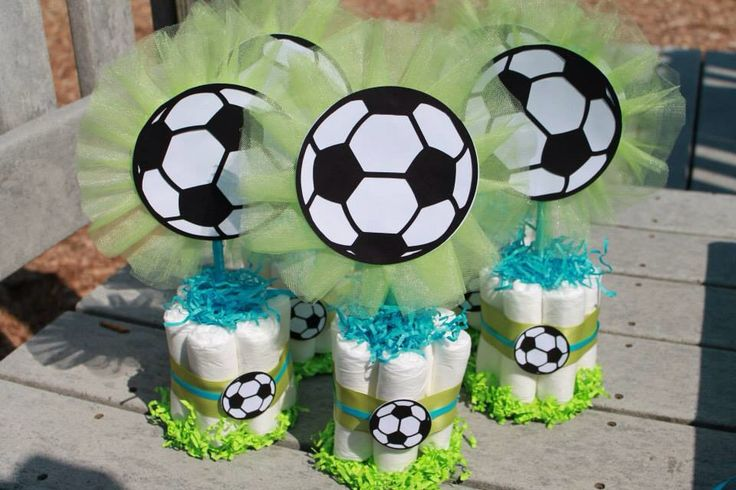 1000 Ideas About Soccer Baby Showers On Pinterest