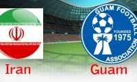 iran vs guam fifa qualifier live streaming