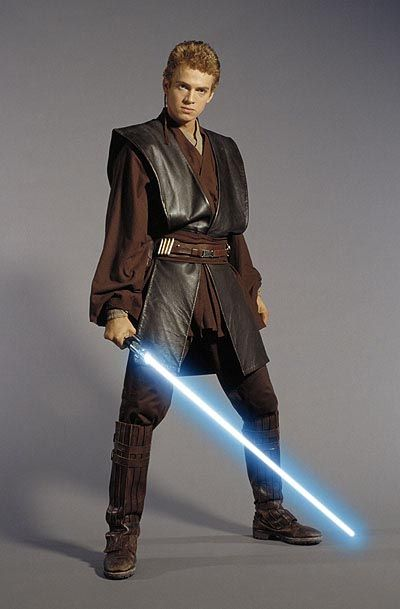Anakin Skywalker. you are my all time favorite and i love you so much ! you are soooo hot! <3 yay your my husband...<3
