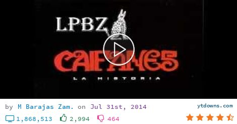 Download Caifanes videos mp3 - download Caifanes videos mp4 720p - youtube to mp3 online...