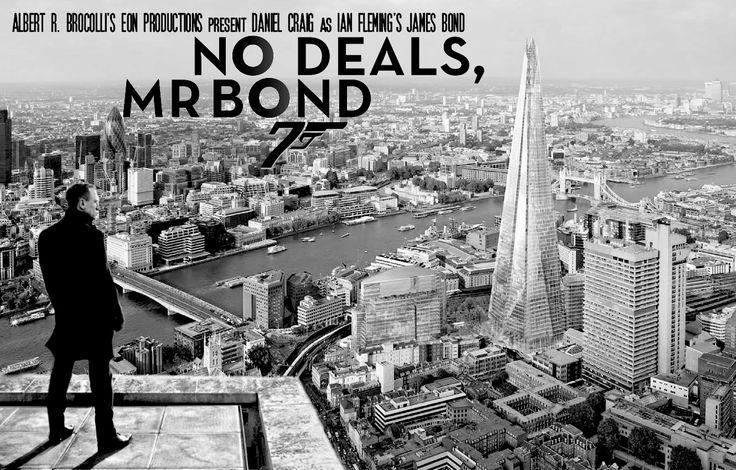 Honeypot Designs #JamesBond #007