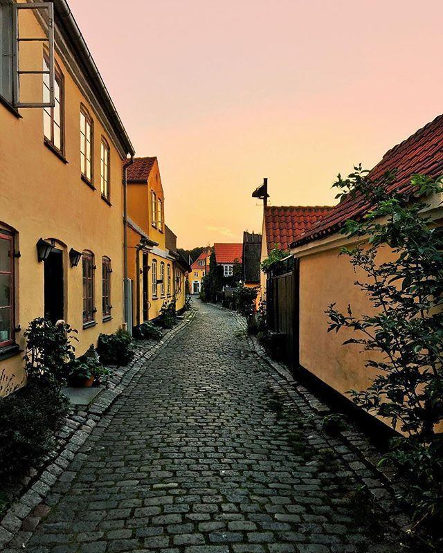 Denmark The charming cobblestone streets of Dragør Thank you for tagging @govisitdenmark in your photo @kdreehsen ❤️#Dragør #amager #copenhagen @visitcopenhagen #denmark