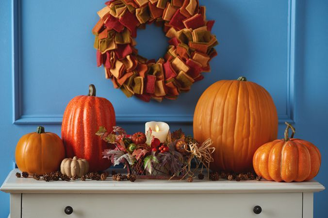 Decorating Ideas > 17 Best Images About Fall Entertaining On Pinterest  QVC  ~ 115403_Qvc Thanksgiving Decorations