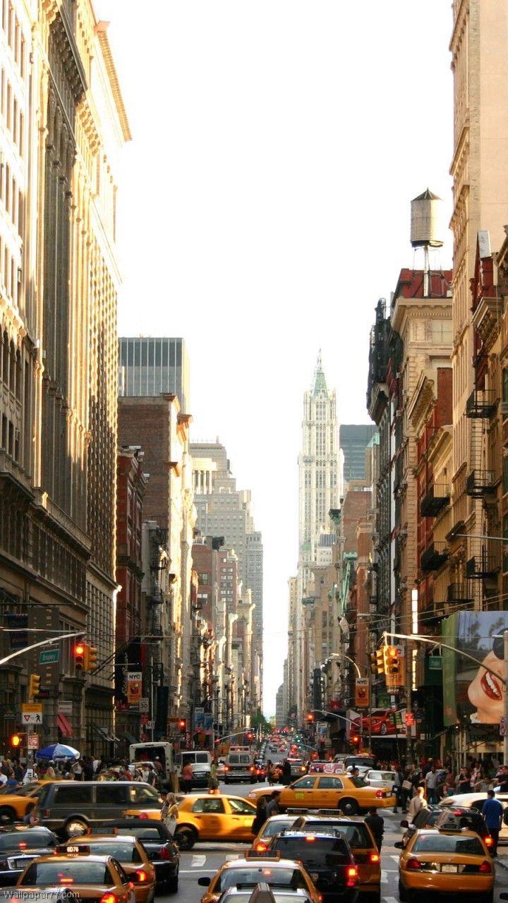 720x1280 magical beach gras hills ocean galaxy s3 wallpaper - New York Streets City Galaxys3 Wallpaper 720x1280