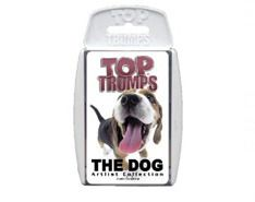 Top Trumps The Dog - available from http://shop.winningmoves.co.uk/