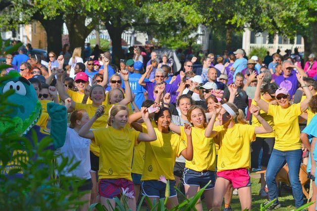 Running, Walking or Biking for Charity