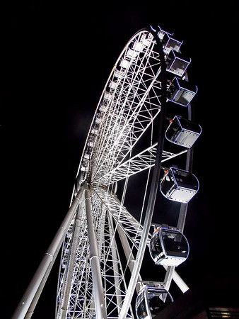 Wheel of Brisbane, Australia
