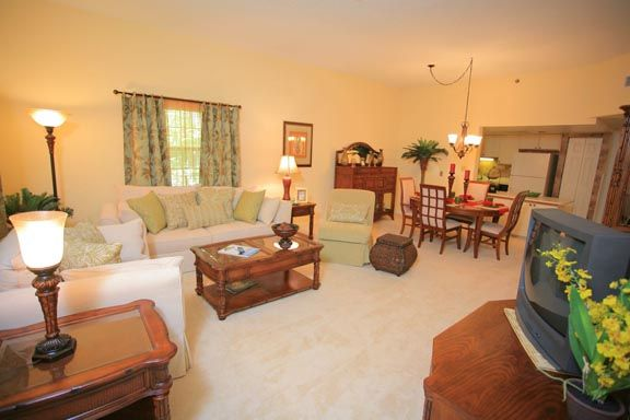 Two & Three Bedroom Senior Citizen Apartments For Rent | University Village, Tampa
