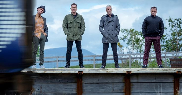 'T2: Trainspotting' Review: The Lads Are Back in Mournful Sequel to Cult Classic: Back in 1996, Trainspotting (adapted from Irvine Welsh's 1993 cult novel) emerged as one of the great British films of the era, one that bristled with incendiary sense of style and danger. The daring dims a bit in T2: Trainspotting, though director Danny Boyle (Slumdog Millionaire, Steve Jobs) and doctor-turned-screenwriter John Hodge try their damnedestThis article originally appeared on www.rollingstone.com…