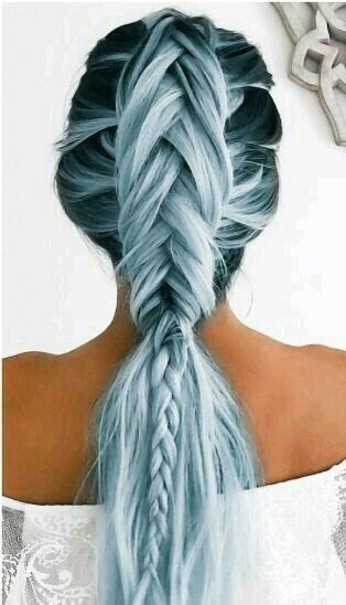 208 best hair images on Pinterest | Colourful hair, Hair colors and ...