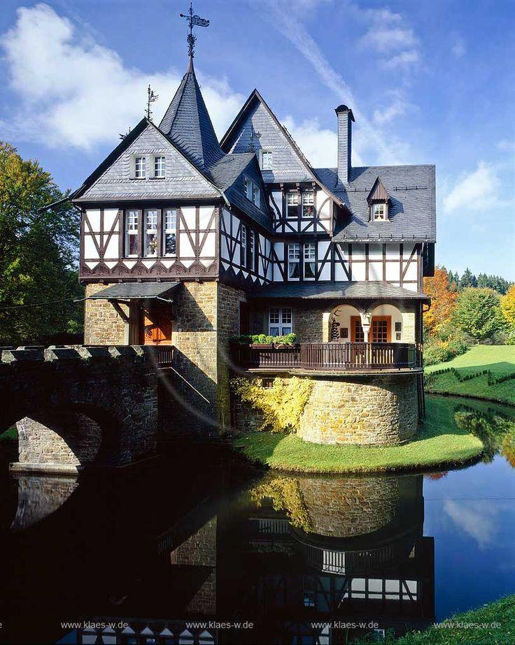 Meinerzhagen, Schloss Badinghagen