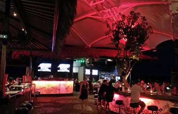 How to do in Sky Garden Rooftop Lounge Legian Bali